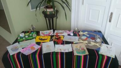 Konkurs Plastyczny Dzieci na Wielkanoc2016 - wystawa